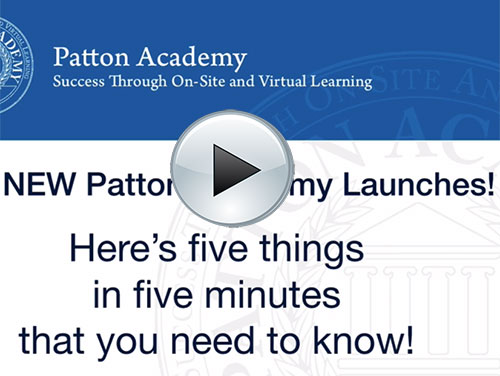 5 things in 5 minutes you need to know!