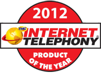Internet Telephony 2012 Product of the Year Award