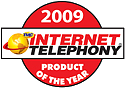 --Image: Internet Telephony 2009 Product of the Year --