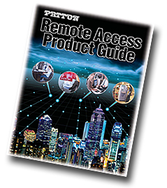 --Image: Patton Remote Access Product Guide --
