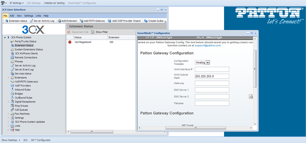 Enterprise IP PBX Appliance – SNBX | Marshal System