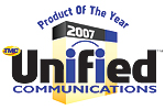 --Image: Unified Communications 2007 Product of the Year --