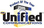 --Image: Unified Communications 2009 Product of the Year --