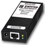 Photo shows CopperLink Model 2110 PoE Ethernet Booster