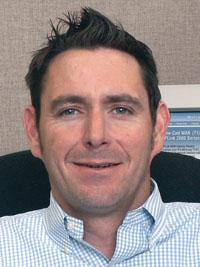 Sean Gerrity, US Sales Director, Patton
