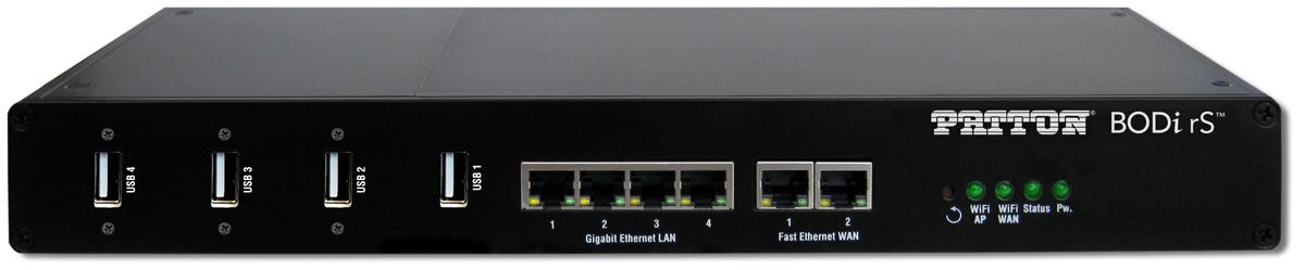 BODi rS™ Bandwidth-on-Demand Bonding Router
