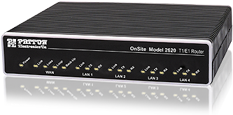 OnSite 2620 - Dual WAN Router
