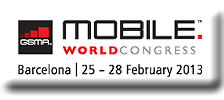 Mobile World Congress | Barcelona | 25 - 28 February 2013