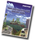 Front cover of Patton's Multi-Service over SDH Solutions Guide