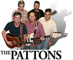 Photo of The PATTONs rock band