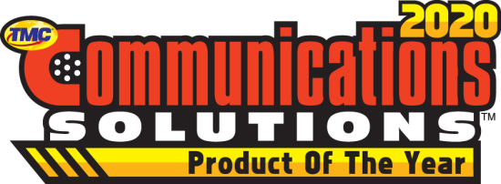 2020 Communications Solutions Product of the Year Award