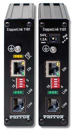 CopperLink 1101E PoE Extender
