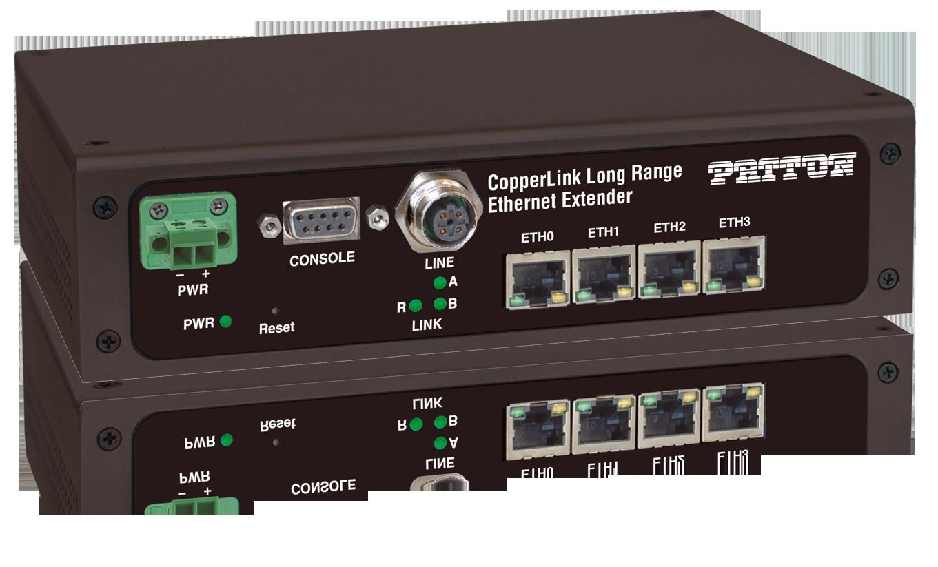 Photo of CopperLink™ CL2300E Light Industril Ethernet Extender