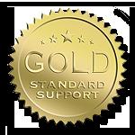 Gold-Standard Support