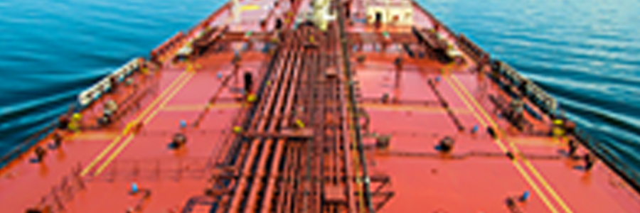Photo of Oil Ship top deck