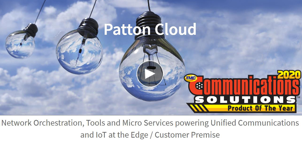 Patton Cloud Press Banner