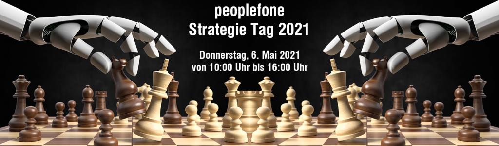 peoplefone Strategietag 2021