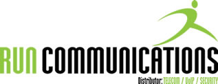 RUN COMMUNICATIONS Distributor: Telecom / VoIP / Security