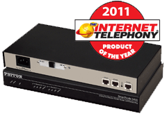 Photo of SN5400 2011 Interent Telephony Product of the Year