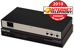 photo of award-winning SN5400 ESBR