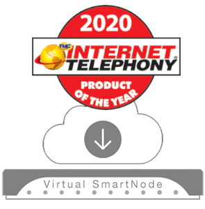 Virtual SmartNode Wins 2020 Internet Telephony Product of the Year