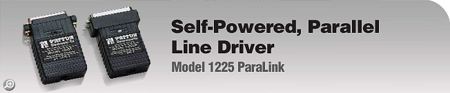 Model 1225 ParaLink Self-Powered, Parallel, Line Driver