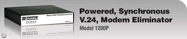 Model 1200P This legacy product is EOL. For product replacement alternative, please see Patton Model 1202 & 1203