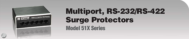 Model 51x Series This legacy product is not recommended for new installations. There is no replacement for these products.