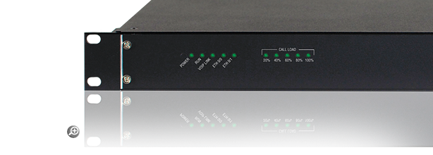 VoIP IAD w/ 12 to 32 FXS or FXO & 2 Ethernet ports| SmartNode 4900
