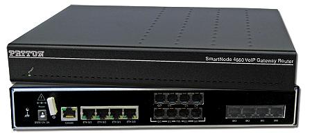 Photo of SmartNode™ 4660 BRI/FXS/FXO VoIP Gateway Router