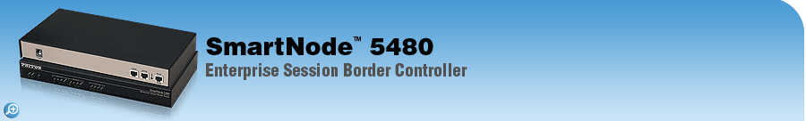 SmartNode 5480 eSBC Session Border Controller + Router | Up to 64 Transcoded Calls