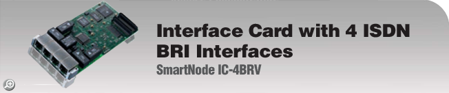 Interface Card IC-4BRV End of Life Notice. This legacy product is not recommended for new installations. For next-generation alternatives, please refer to the above EOL notice.