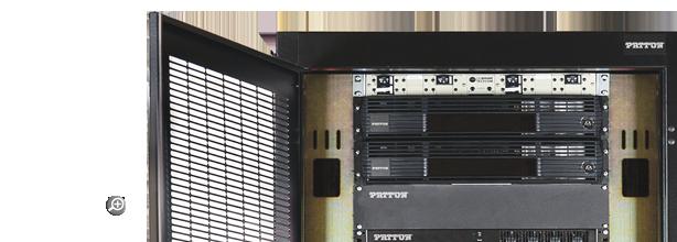 SS7 Gateway for 512 to 32,768 calls | SmartNode 10300 SS7 Media Gateway