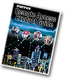 Front cover of Patton's Remote Access Product Guide